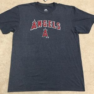 Mens XL Los Angeles Angels T-Shirt NWT